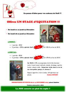 stage noel