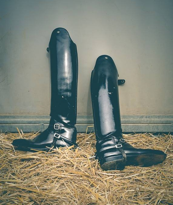 Venez chausser les bottes!!