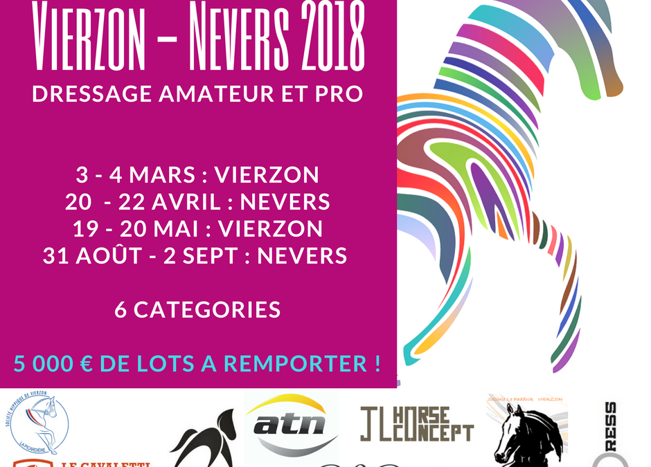 CHALLENGE DRESSAGE VIERZON NEVERS